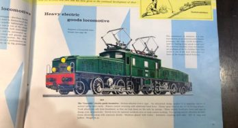 Catalogo 1959 per i 100 anni della Marklin
