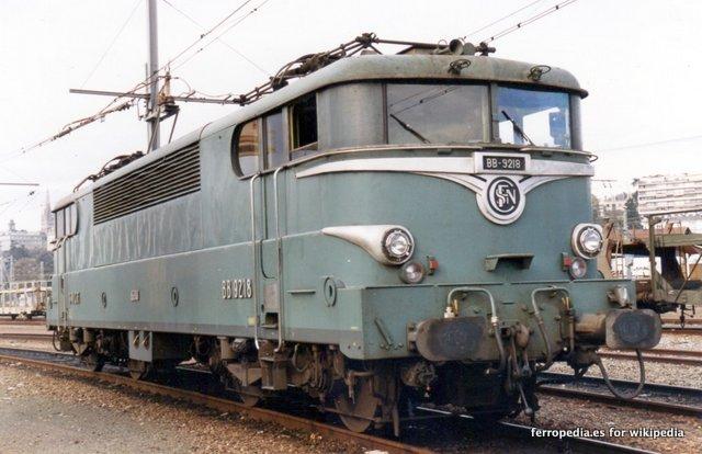 SNCF BB 9218