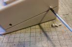Trasfo Marklin 6647 metodo per una chiusura perfetta